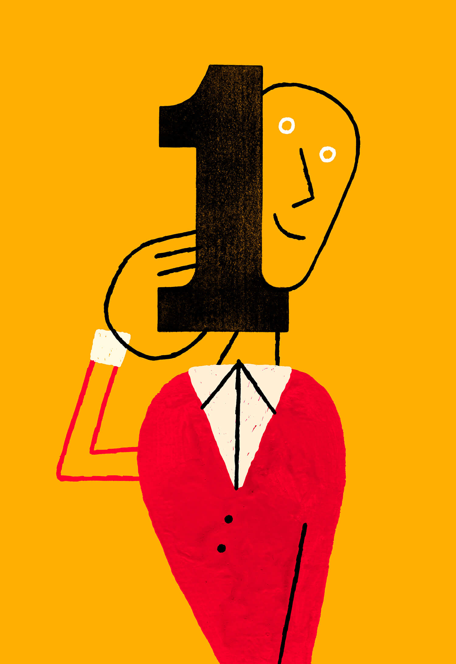 miguel porlan, illustration, lead, icon, el pais