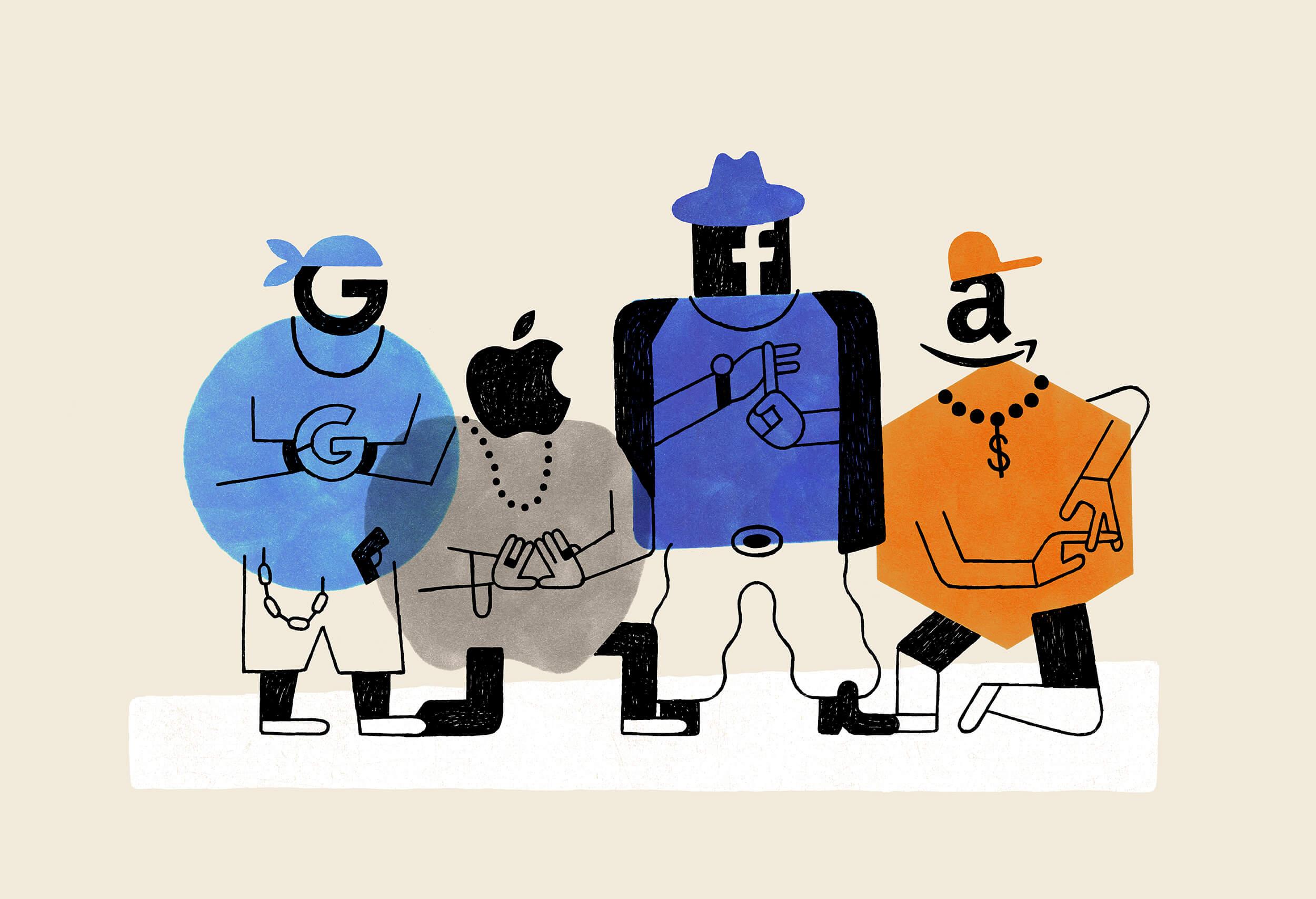 miguel porlan, illustration, gafa, alternatives economiques