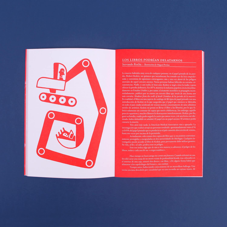 miguel porlan, illustration, autoedición, self-publishing, gutter fest