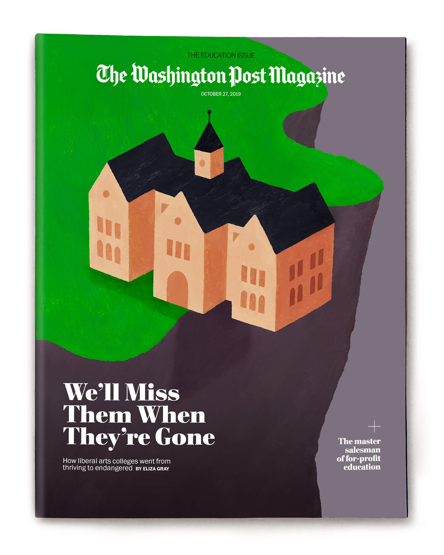 The Education Issue cover