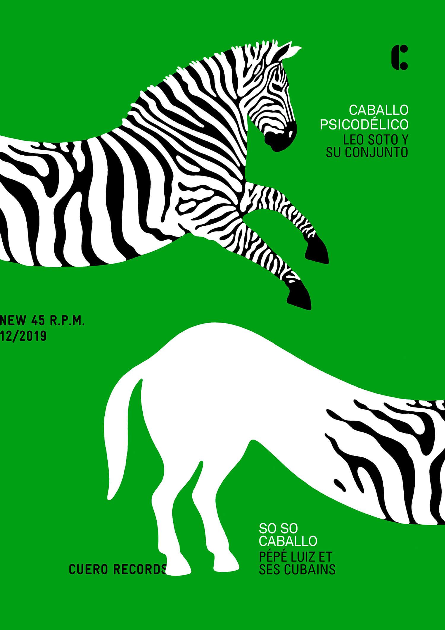 Caballo Psicodélico / So So Caballo poster