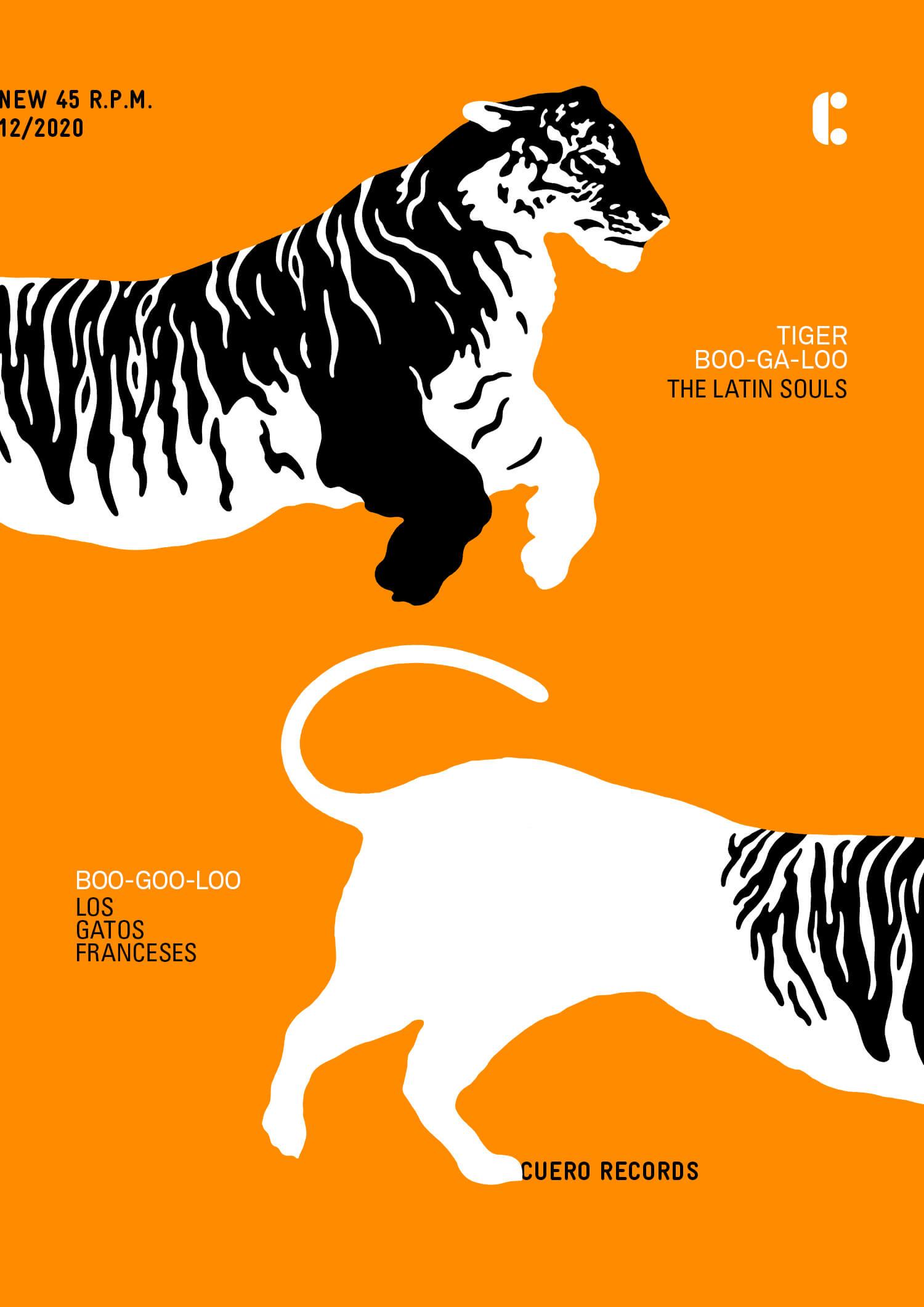 Tiger Boo-ga-loo / Boo-goo-loo poster