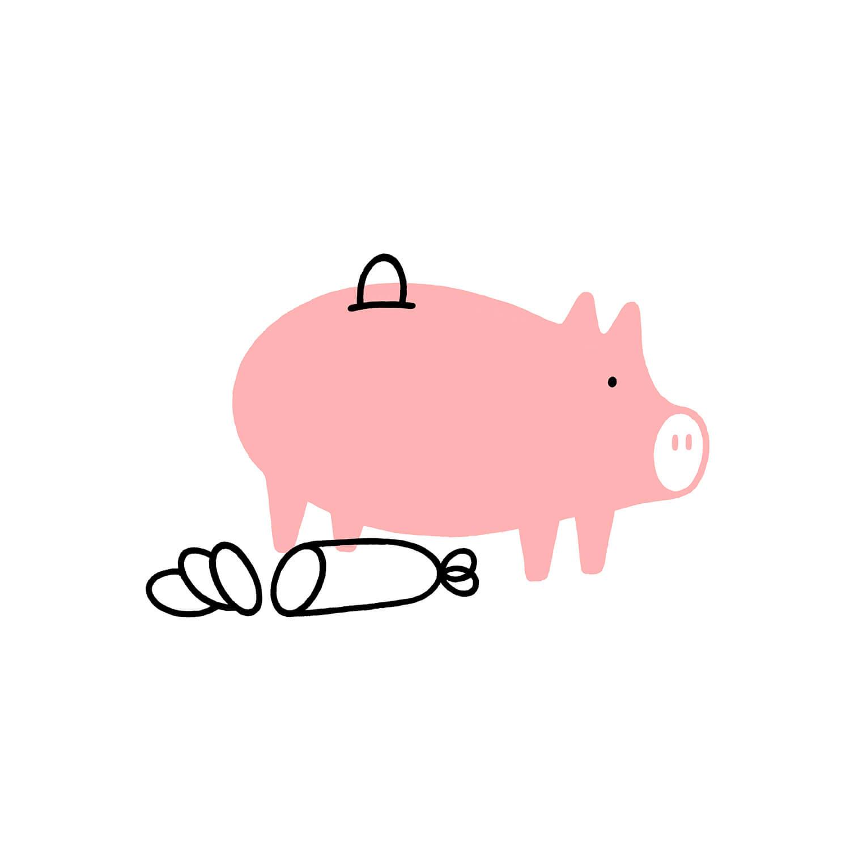 miguel-porlan-piggy-bank-spots-the-new-yorker-2