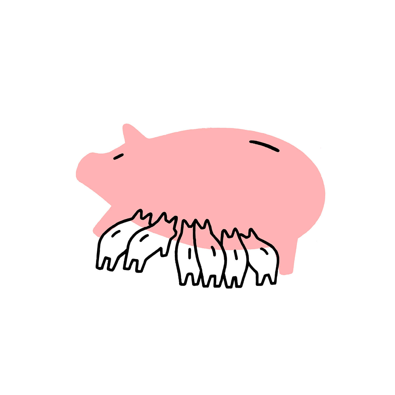 miguel-porlan-piggy-bank-spots-the-new-yorker-8