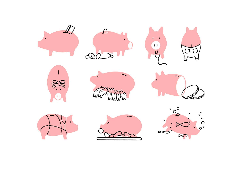 miguel-porlan-piggy-bank-spots-the-new-yorker